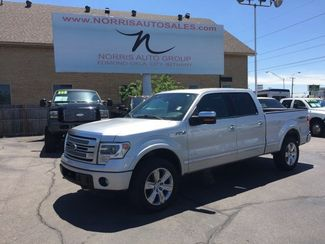 2013 Ford F-150 Platinum   Oklahoma City, OK   Norris Auto Sales (I-40) in Oklahoma City OK