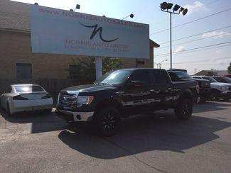 2013 Ford F-150 XLT   Oklahoma City, OK   Norris Auto Sales (I-40) in Oklahoma City OK