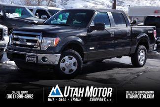 2013 Ford F-150 XLT   Orem, Utah   Utah Motor Company in  Utah