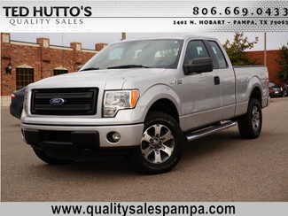2013 Ford F-150 STX Pampa, Texas