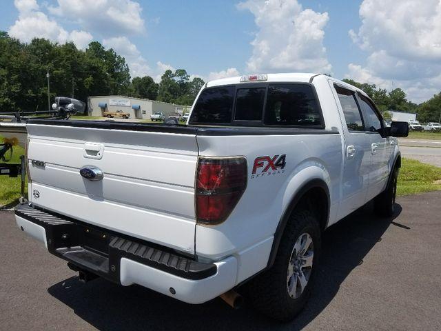 2013 Ford F-150 FX4 Pensacola, Florida 5
