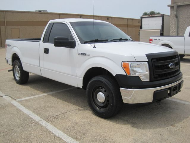2013 Ford F-150 Reg Cab XL 4x4, 1 Owner, Power Equipment,Ready to Work. Plano, Texas 0