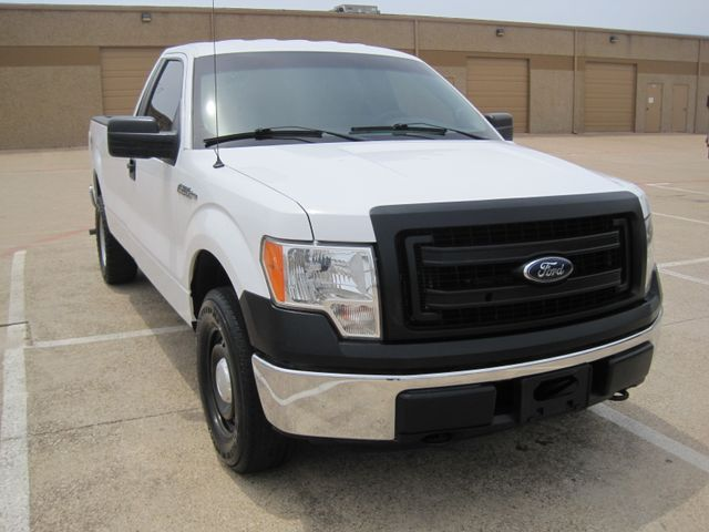 2013 Ford F-150 Reg Cab XL 4x4, 1 Owner, Power Equipment,Ready to Work. Plano, Texas 1