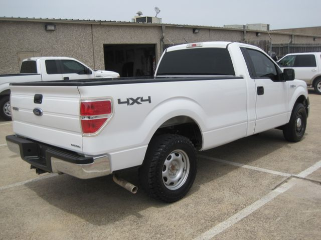 2013 Ford F-150 Reg Cab XL 4x4, 1 Owner, Power Equipment,Ready to Work. Plano, Texas 11