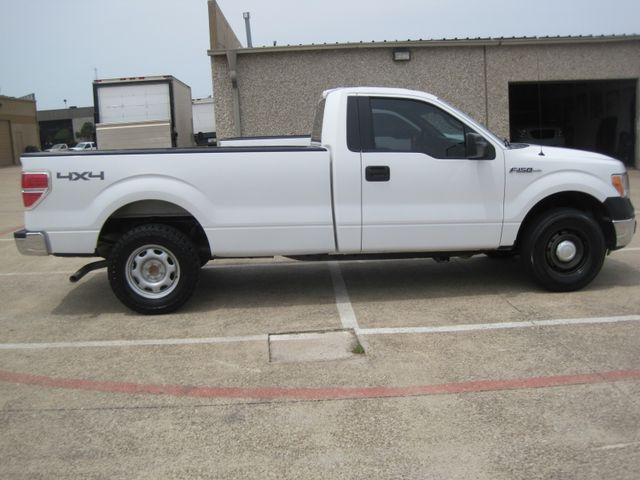 2013 Ford F-150 Reg Cab XL 4x4, 1 Owner, Power Equipment,Ready to Work. Plano, Texas 6