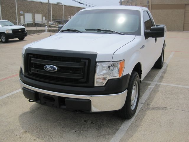 2013 Ford F-150 Reg Cab XL 4x4, 1 Owner, Power Equipment,Ready to Work. Plano, Texas 3
