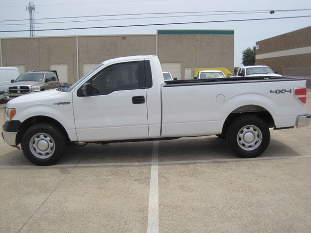 2013 Ford F-150 Reg Cab XL 4x4, 1 Owner, Power Equipment,Ready to Work. Plano, Texas 5