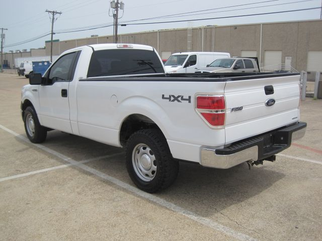 2013 Ford F-150 Reg Cab XL 4x4, 1 Owner, Power Equipment,Ready to Work. Plano, Texas 7