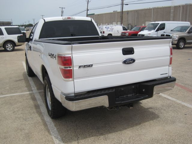 2013 Ford F-150 Reg Cab XL 4x4, 1 Owner, Power Equipment,Ready to Work. Plano, Texas 8