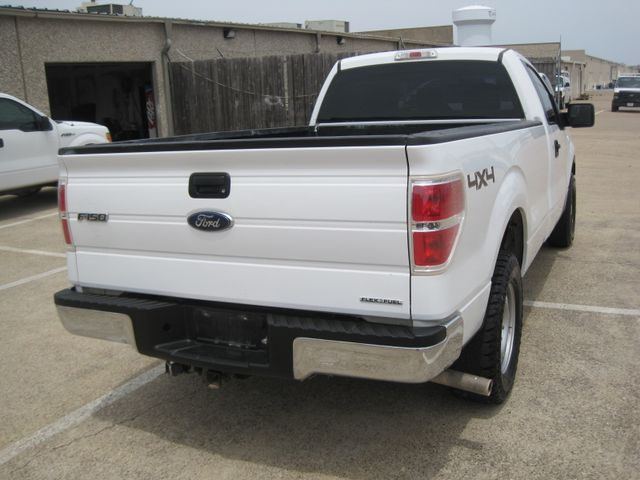 2013 Ford F-150 Reg Cab XL 4x4, 1 Owner, Power Equipment,Ready to Work. Plano, Texas 10