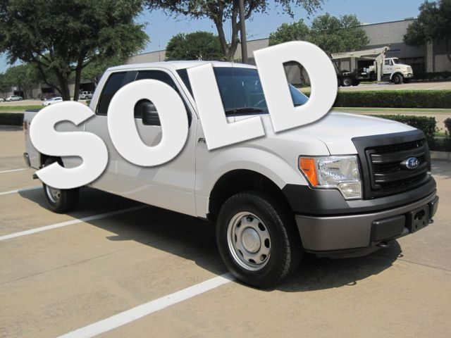2013 Ford F150 Supercab 4x4 XL, 1 Owner,X/Nice, Power Pack, All Service Records Plano, Texas 0