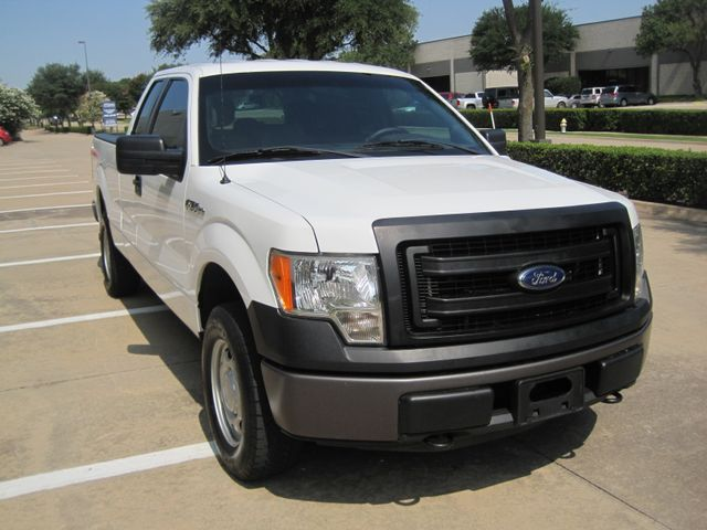 2013 Ford F150 Supercab 4x4 XL, 1 Owner,X/Nice, Power Pack, All Service Records Plano, Texas 1
