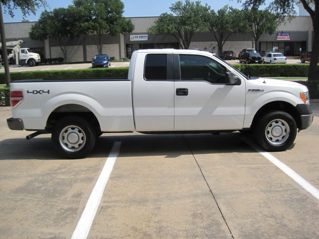 2013 Ford F150 Supercab 4x4 XL, 1 Owner,X/Nice, Power Pack, All Service Records Plano, Texas 6