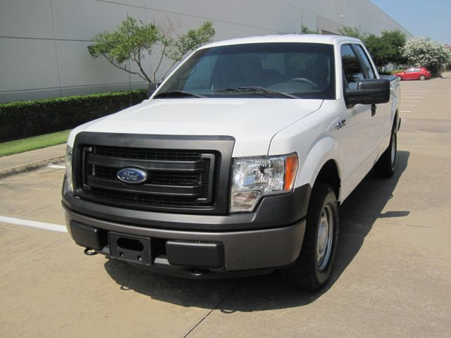 2013 Ford F150 Supercab 4x4 XL, 1 Owner,X/Nice, Power Pack, All Service Records Plano, Texas 3
