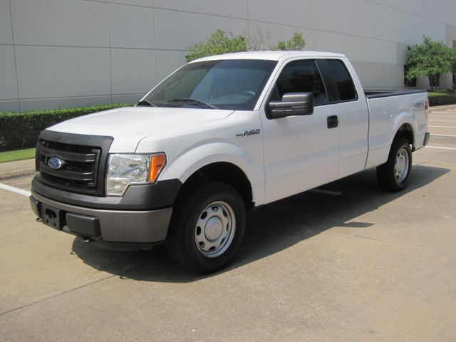 2013 Ford F150 Supercab 4x4 XL, 1 Owner,X/Nice, Power Pack, All Service Records Plano, Texas 4