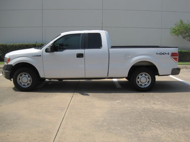 2013 Ford F150 Supercab 4x4 XL, 1 Owner,X/Nice, Power Pack, All Service Records Plano, Texas 5