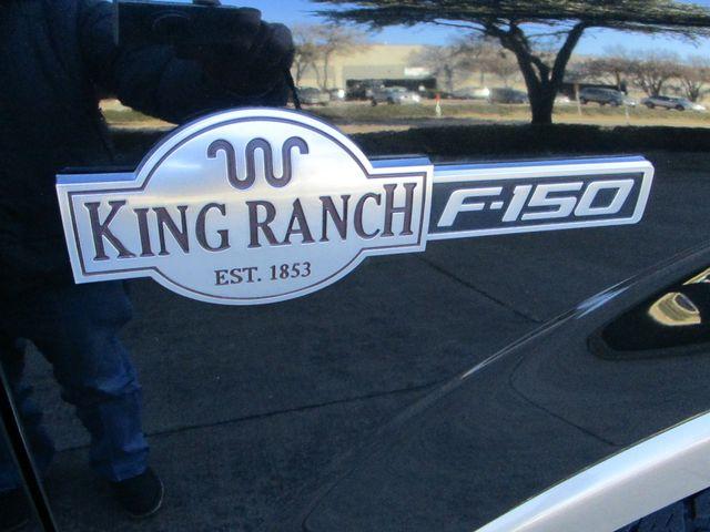 2013 Ford F-150 King Ranch Plano, Texas 4