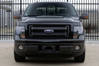 2013 Ford F-150 FX2 * 1-Owner * BU CAMERA * Leather * A/C SEATS * Plano, Texas 6