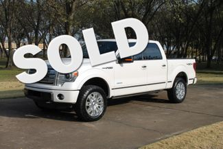 2013 Ford F-150 Platinum Crew Cab 4WD in Marion, Arkansas