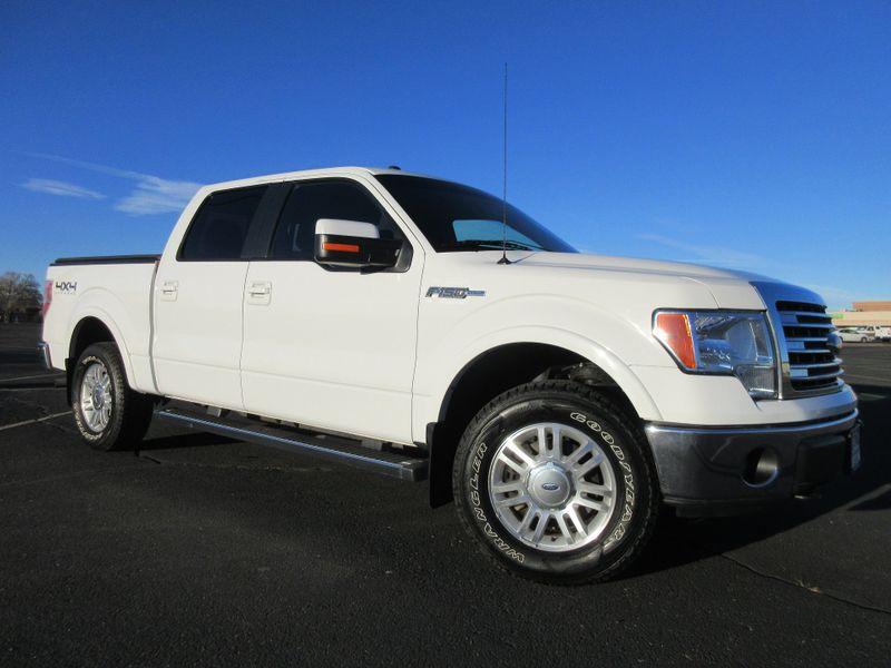2013 Ford F-150 Supercrew 4X4 Lariat  Fultons Used Cars Inc  in , Colorado