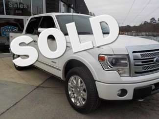 2013 Ford F-150 Platinum Raleigh, NC