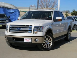 2013 Ford F-150 King Ranch in Mesquite TX