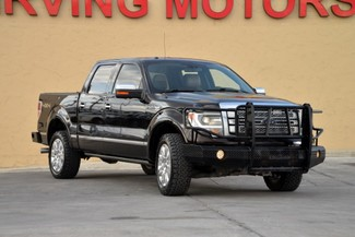 2013 Ford F-150 Platinum San Antonio , Texas