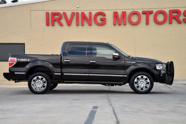 2013 Ford F-150 Platinum San Antonio , Texas 4