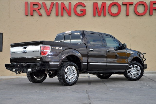 2013 Ford F-150 Platinum San Antonio , Texas 5