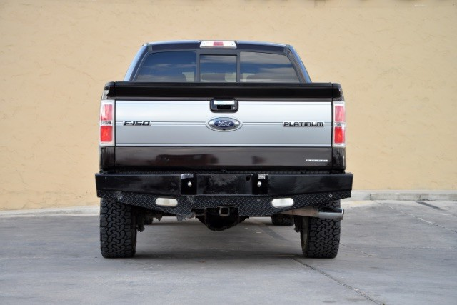 2013 Ford F-150 Platinum San Antonio , Texas 6