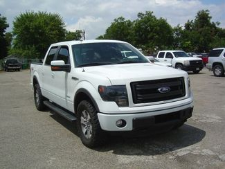 2013 Ford F-150 FX4 San Antonio, Texas 3