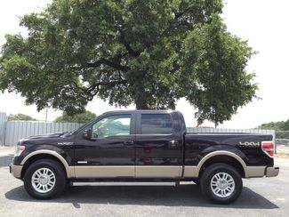 2013 Ford F150 Crew Cab Lariat 3.5L V6 EcoBoost 4X4 | American Auto Brokers San Antonio, TX in San Antonio Texas