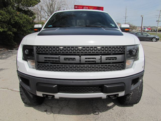 2013 Ford F-150 SVT Raptor St. Louis, Missouri 1