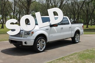 2013 Ford F-150 Supercrew Limited 4WD MSRP $55205 in Marion, Arkansas