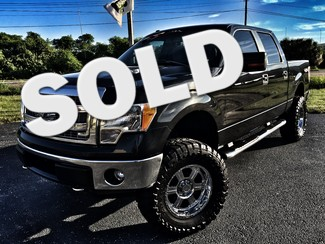 """2013 Ford F-150 CUSTOM LIFTED 4X4 35""""S Tampa, Florida"""