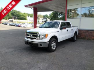 2013 Ford F-150 in WATERBURY, CT
