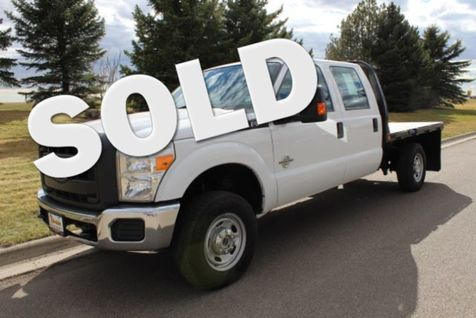 2013 Ford F-350 SD XL Crew Cab 4WD in Great Falls, MT
