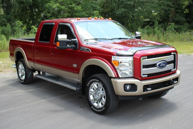 2013 Ford Super Duty F-350 SRW Pickup King Ranch Crew Cab 4x4 Mooresville , NC 19