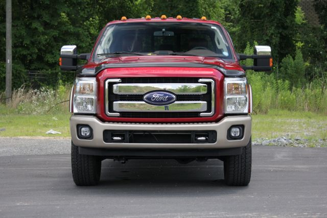 2013 Ford Super Duty F-350 SRW Pickup King Ranch Crew Cab 4x4 Mooresville , NC 13