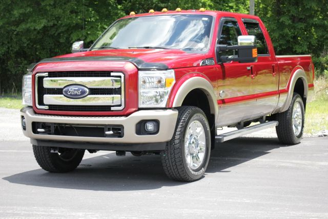 2013 Ford Super Duty F-350 SRW Pickup King Ranch Crew Cab 4x4 Mooresville , NC 17