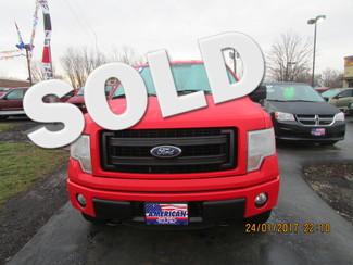 2013 Ford F150 SUPER CAB Fremont, Ohio