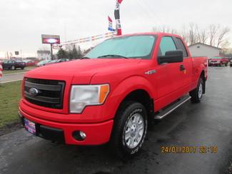 2013 Ford F150 SUPER CAB Fremont, Ohio 1