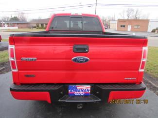 2013 Ford F150 SUPER CAB Fremont, Ohio 4