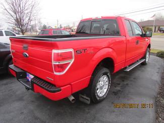 2013 Ford F150 SUPER CAB Fremont, Ohio 6