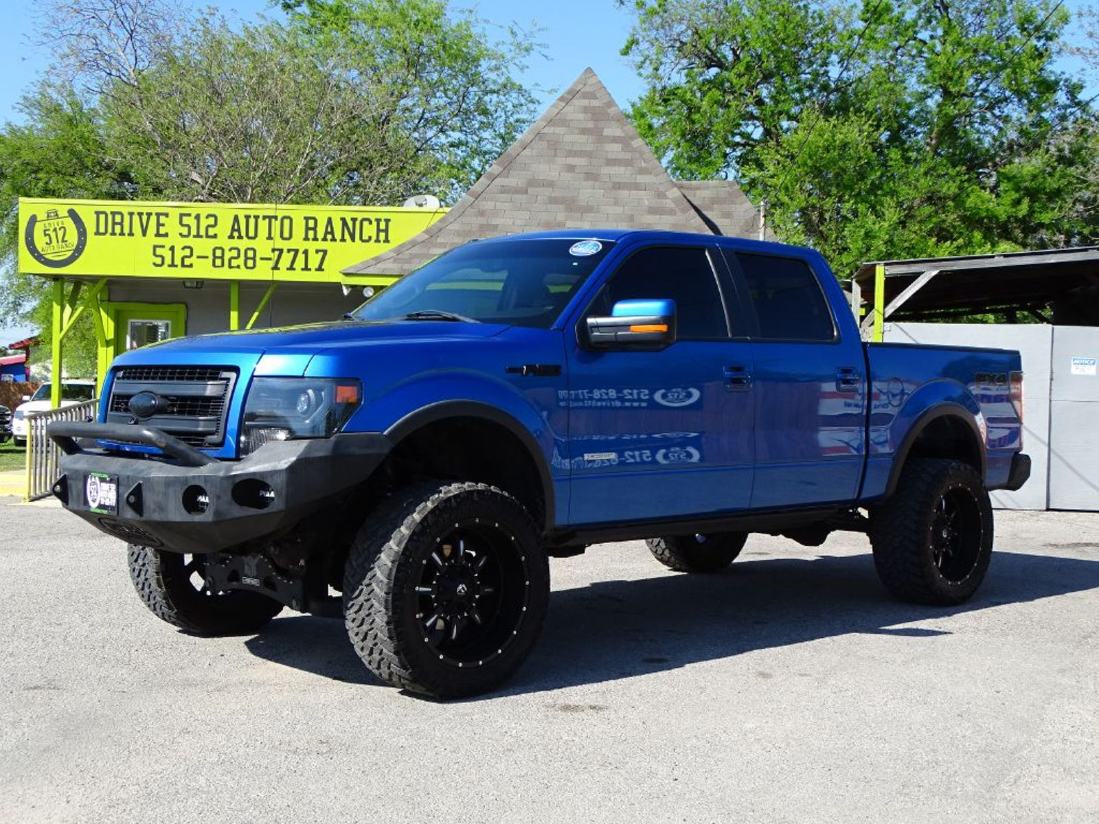 tx nice revo lifted austin trk leather in ford