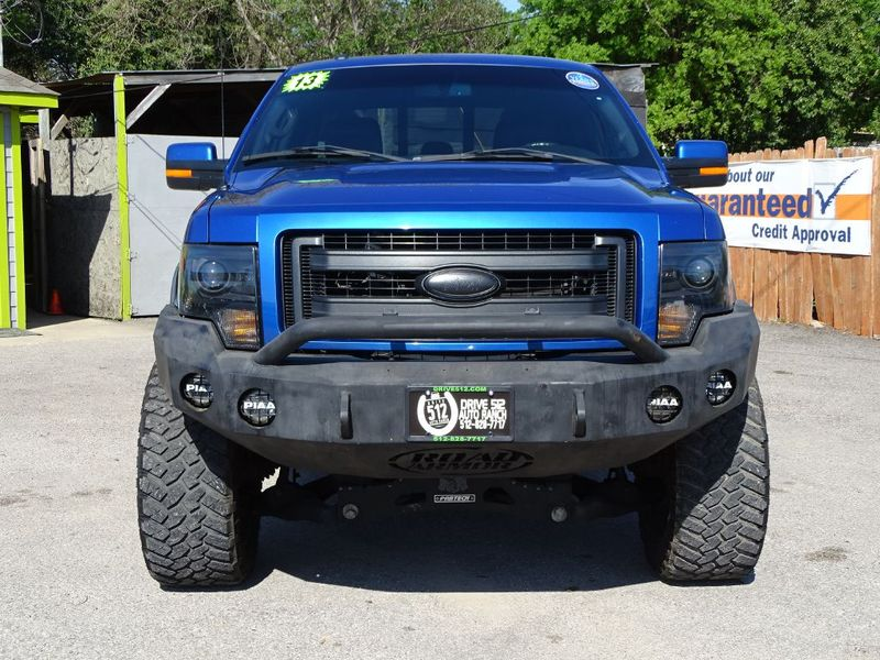 2013 Ford F150 FX4 Lifted Leather NICE TRK  in Austin, TX