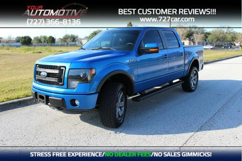 2013 Ford F150 SUPERCREW in PINELLAS PARK, FL