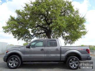 2013 Ford F150 Crew Cab FX4 5.0L V8 4X4 in San Antonio Texas