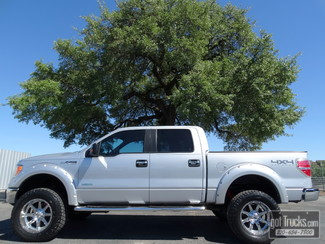 2013 Ford F150 Crew Cab XLT 3.5L V6 4X4 in San Antonio Texas