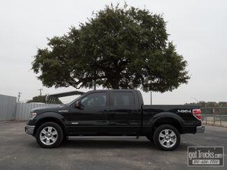 2013 Ford F150 Crew Cab Lariat EcoBoost 4X4 | American Auto Brokers San Antonio, TX in San Antonio Texas